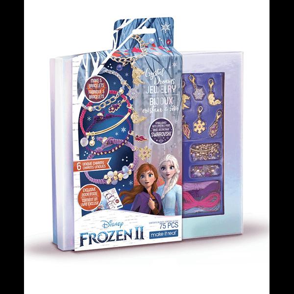 Make it Real Disney Frozen 2 Crystal Dreams Jewelry