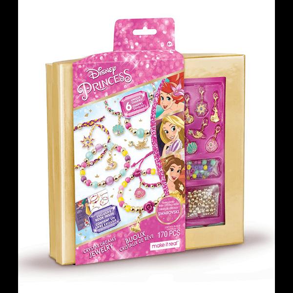 Make it Real Disney Princess Crystal Dreams Jewelry