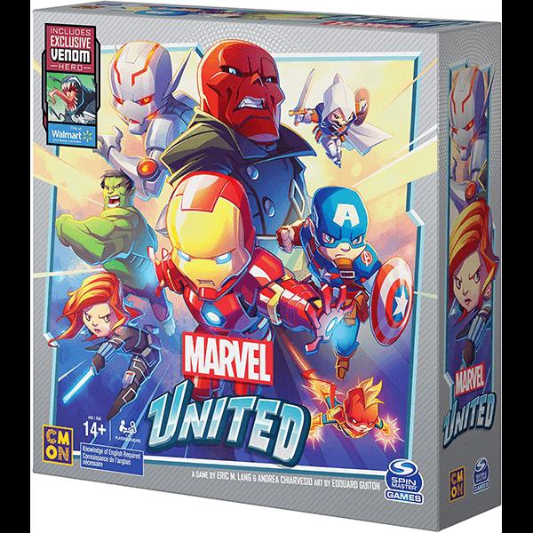 Marvel United Card Game