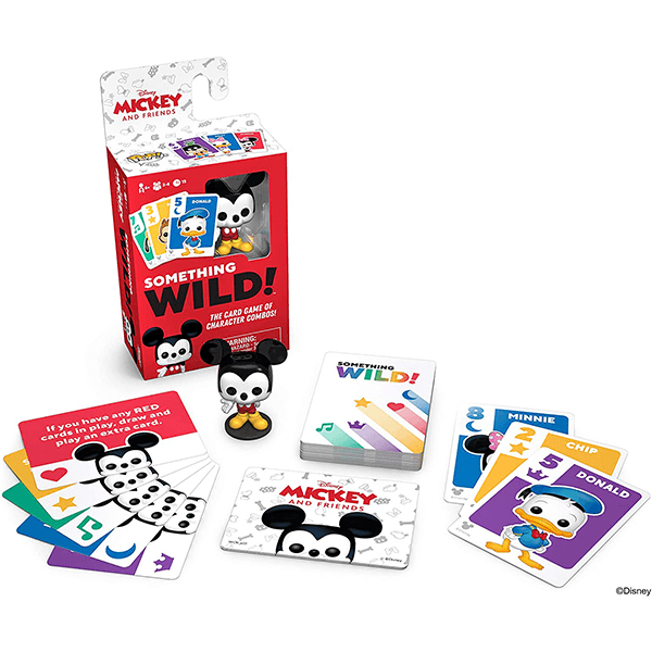 Funko Something Wild! Disney Mickey & Friends - Mickey Mouse