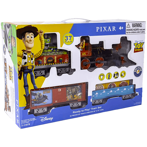 Lionel Toy Story Ready to Play Set