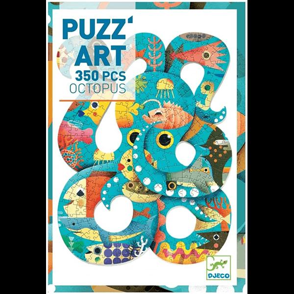 Djeco Octopus 350-Piece Puzzle