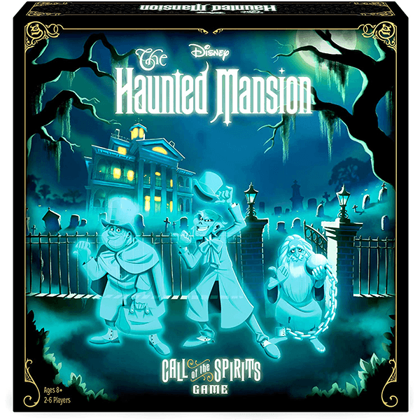 Funko Disney The Haunted Mansion Game
