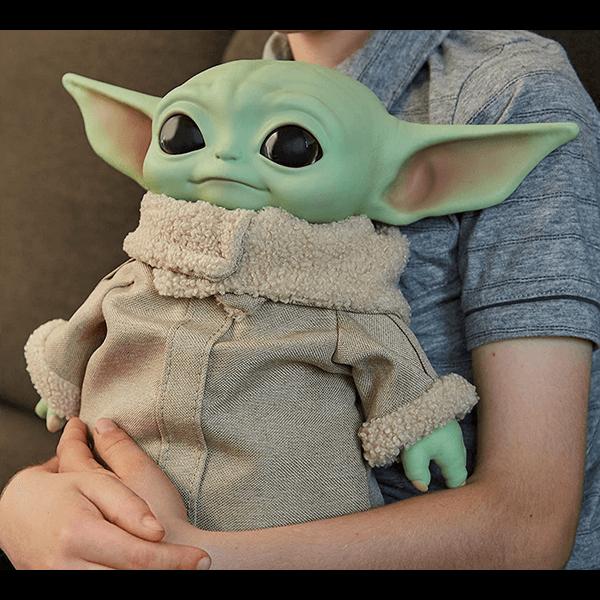 Star Wars The Child Plush - 11-inch Yoda