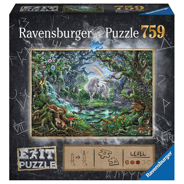 Ravensburger Escape Puzzle 759pc Unicorn