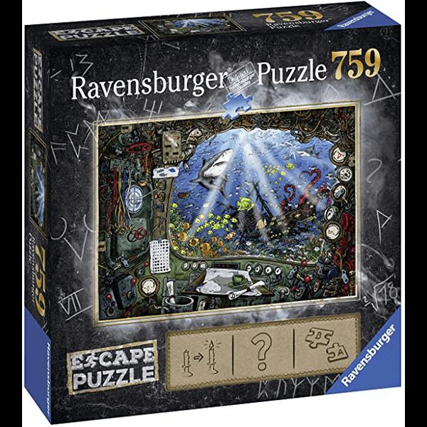 Ravensburger Escape Puzzle 759pc Unicorn
