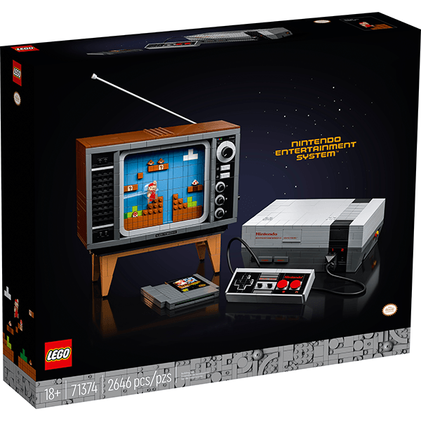 LEGO® Super Mario™ 71374 Nintendo Entertainment System™