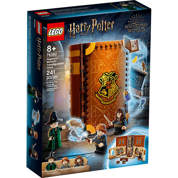 LEGO® Harry Potter 76382 Hogwarts™ Moment - Transfiguration Class