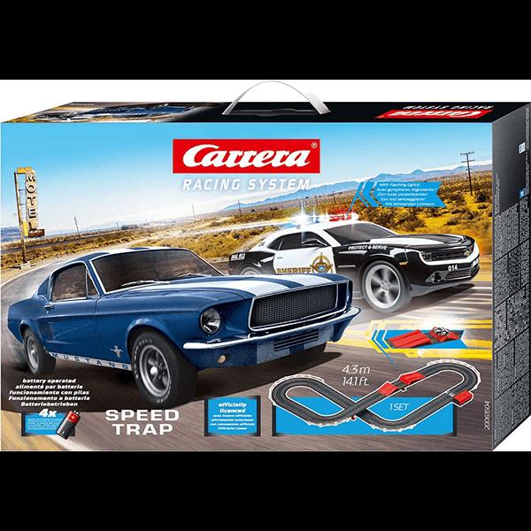 Carrera Speed Trap