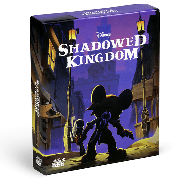 Disney Shadowed Kingdom Card Game