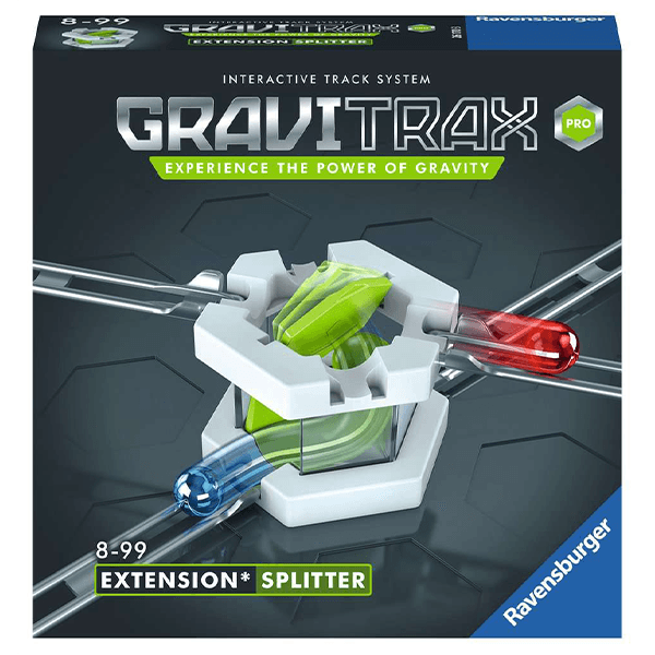 Gravitrax Pro Splitter Accessory Set by Ravensburger