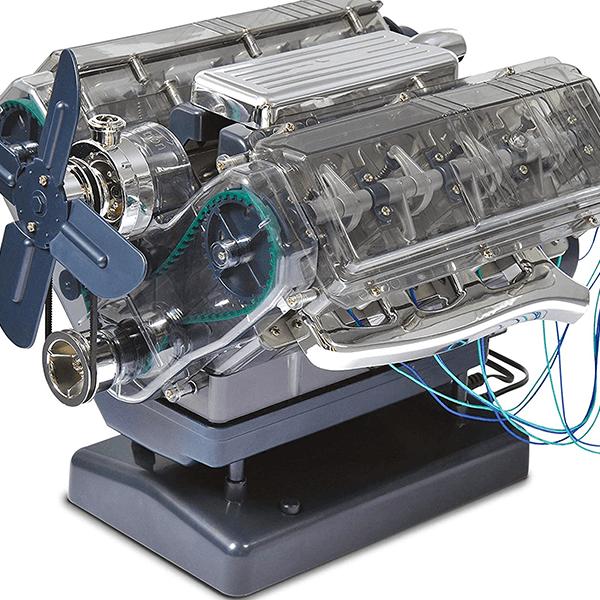 Moteur à Construire V8 de Haynes