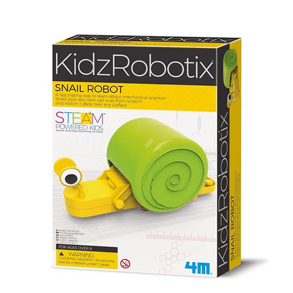 4M Snail Robot