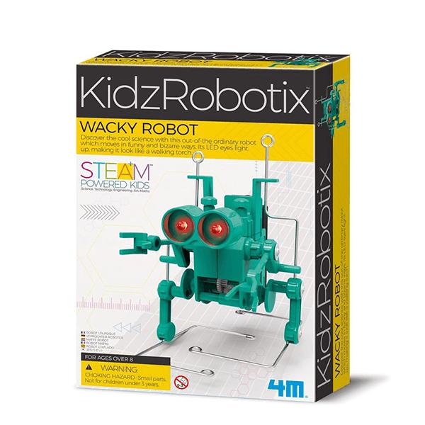 4M Wacky Robot
