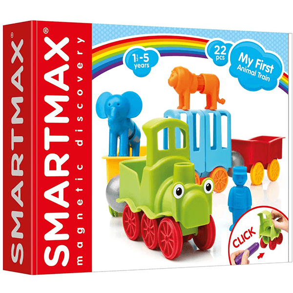 Smart Game SmartMax: My First Animal Train