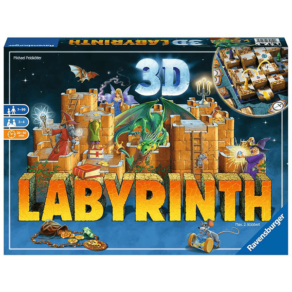 Ravensburger Labyrinth 3D Game