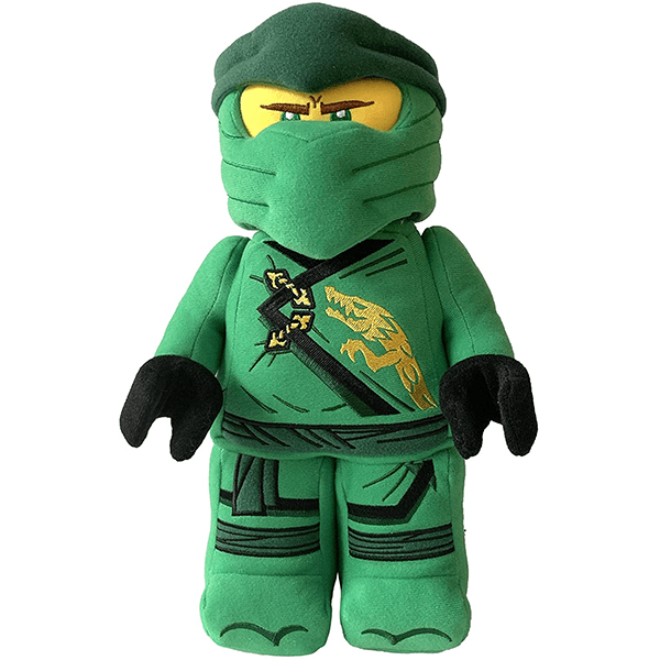 Manhattan Toy LEGO Ninjago Lloyd Plush Character