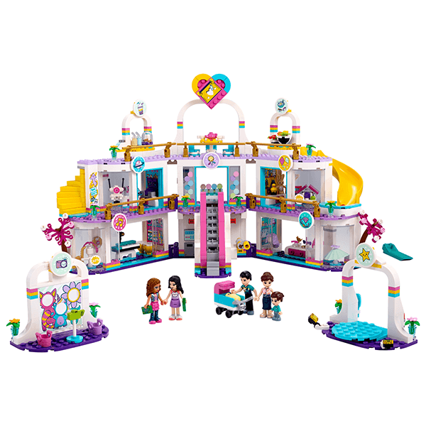 LEGO® Friends 41450 Heartlake City Shopping Mall