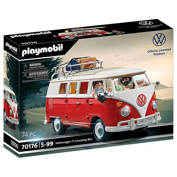 Playmobil Volkswagen T1 Camper Bus