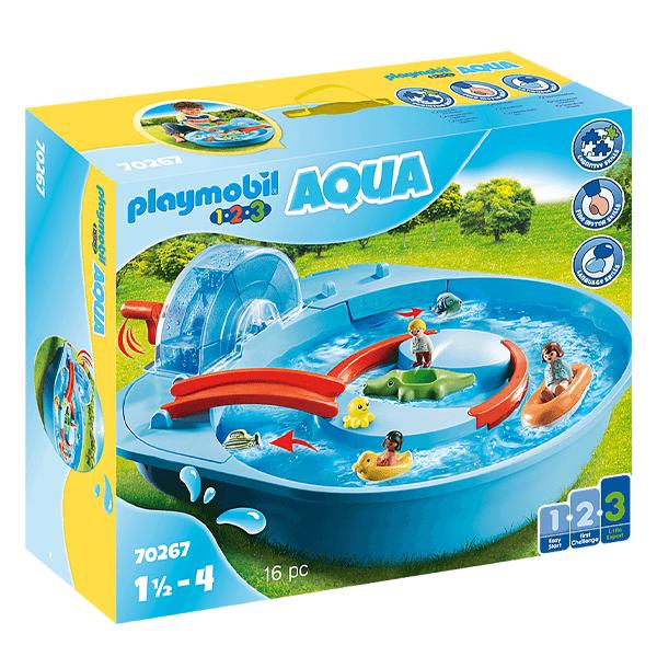 Playmobil Splish Splash Water Park