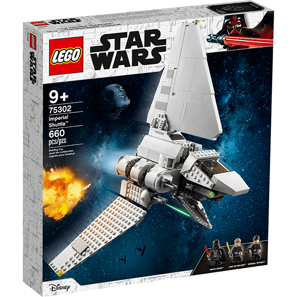 LEGO® Star Wars™ 75302 Imperial Shuttle