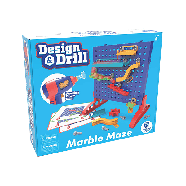Educational Insights Design & Drill® Marble Maze