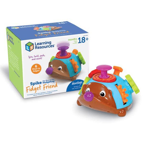 Spike the Fine Motor Hedgehog Fidget Friend