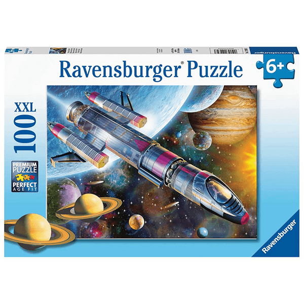 Ravensburger Mission in Space 100 Piece Puzzle