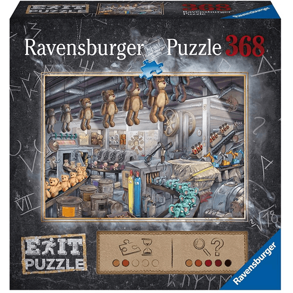 Ravensburger Escape Toy Factory