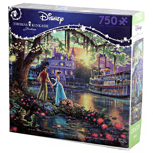 Ceaco The Princess and the Frog 750 Piece Puzzle
