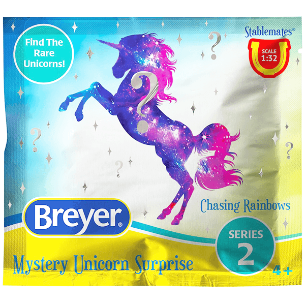 Breyer Reeves Mystery Unicorn Surprise Series 2