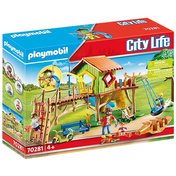 Playmobil Adventure Playground