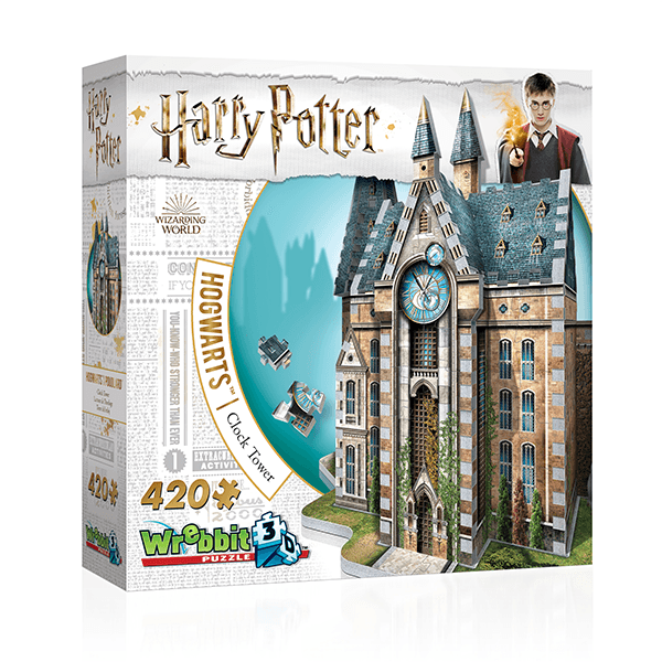 Wrebbit Hogwarts Clock Tower