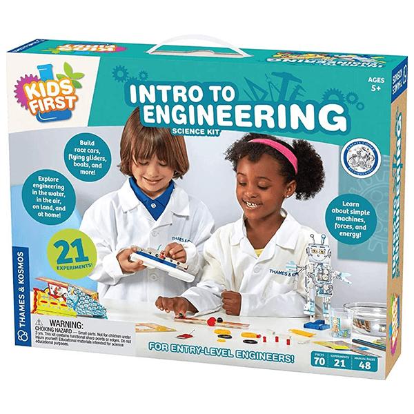 Thames & Kosmos Intro to Engineering Kit