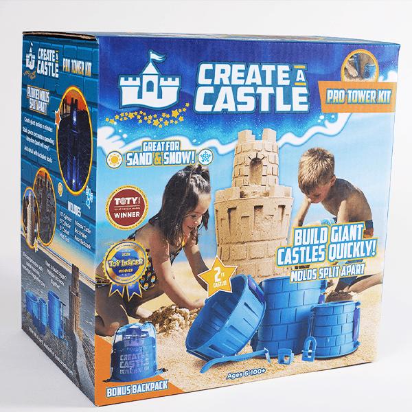 Create a Castle Pro Tower Kit