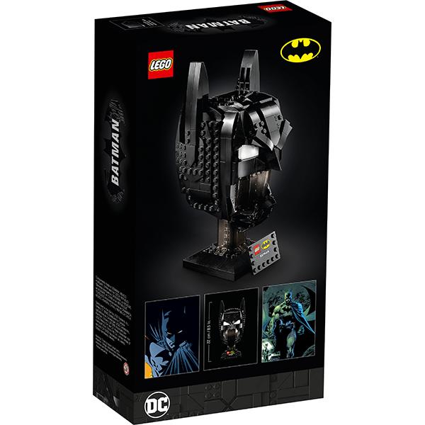 LEGO® 76182 DC Batman™: Batman Cowl