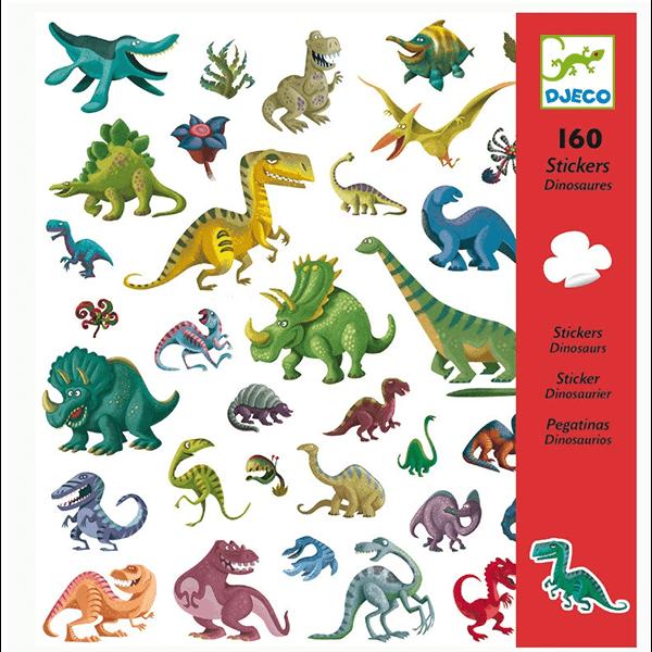 Djeco Dinosaur Stickers