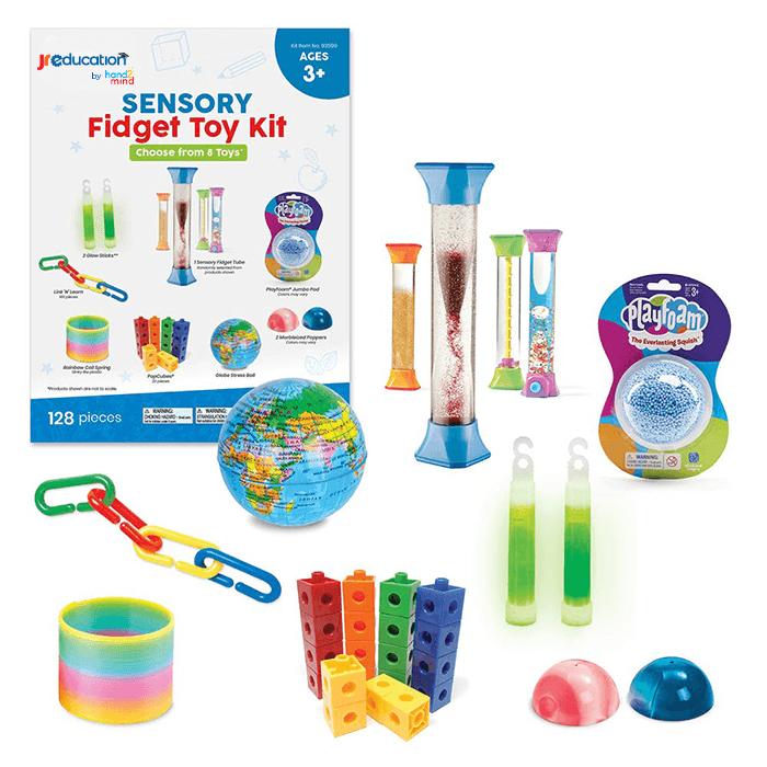 JR Education Sensory Fidget Toy Kit