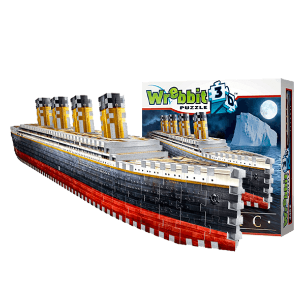 Wrebbit Titanic