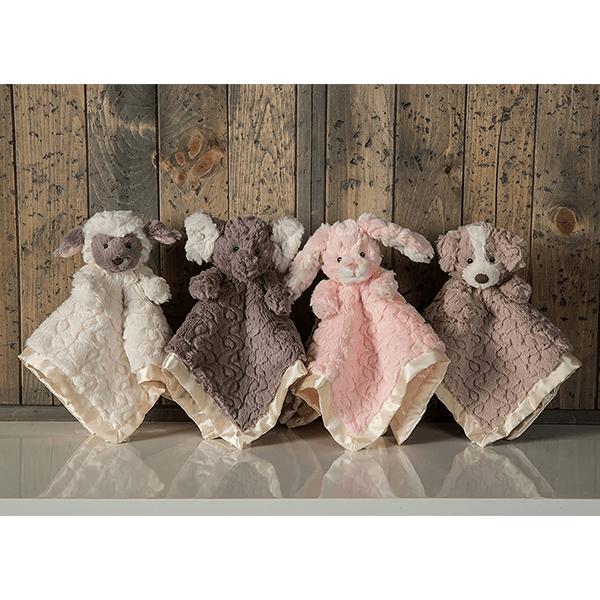 Mary Meyer Putty Nursery Character Blanket - Hound