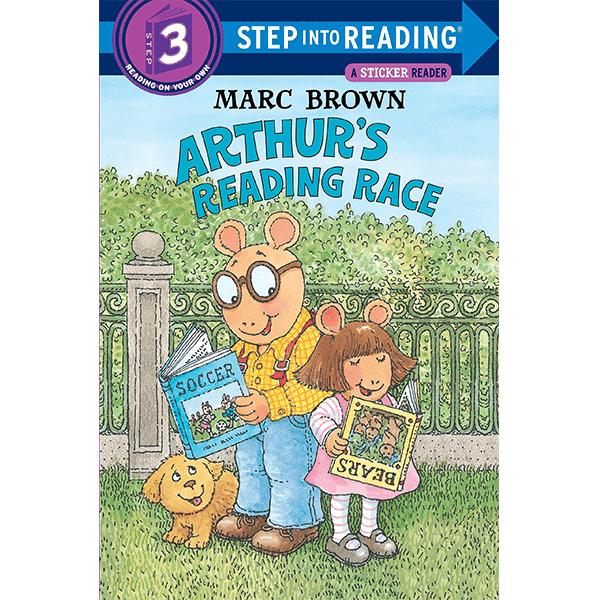 Arthur's Reading Race Paperback