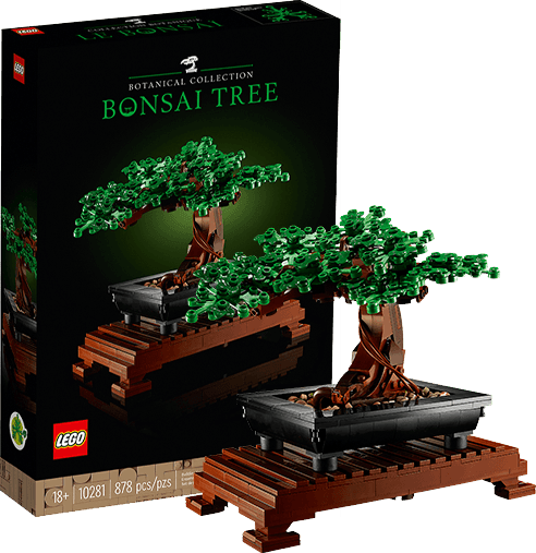 LEGO® Creator™ Expert 10281 Bonsai Tree