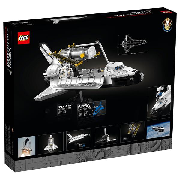 LEGO® 10283 NASA Space Shuttle Discovery