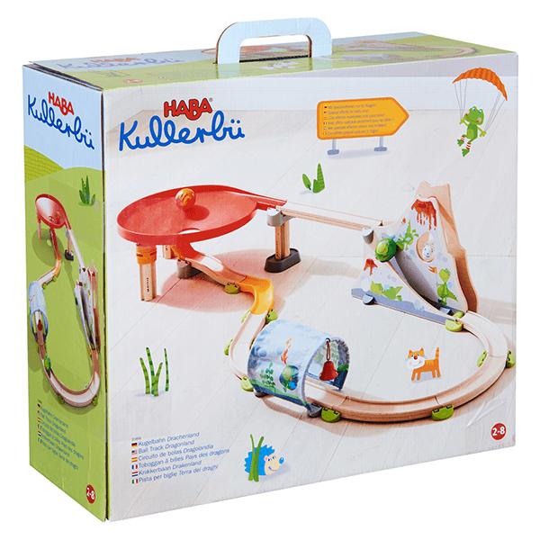 Haba Kullerbu Dragonland Ball Track Play Set