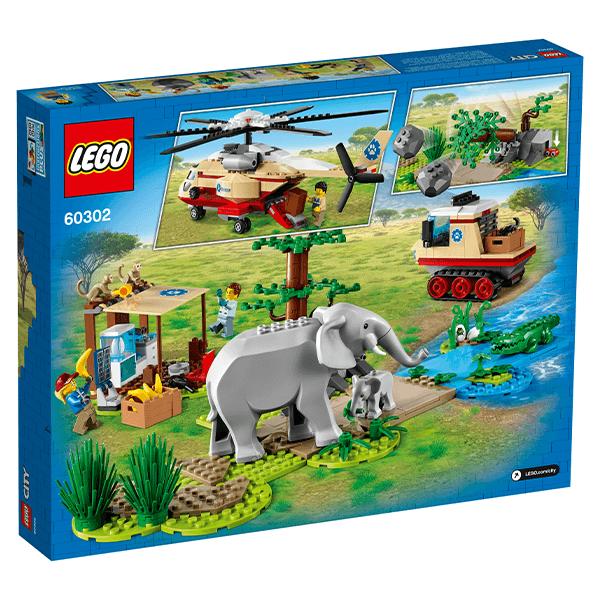 LEGO® City 60302 Wildlife Rescue Operation