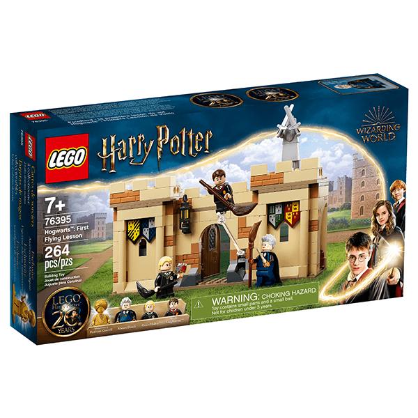 LEGO® Harry Potter Hogwarts™ 76395 First Flying Lesson