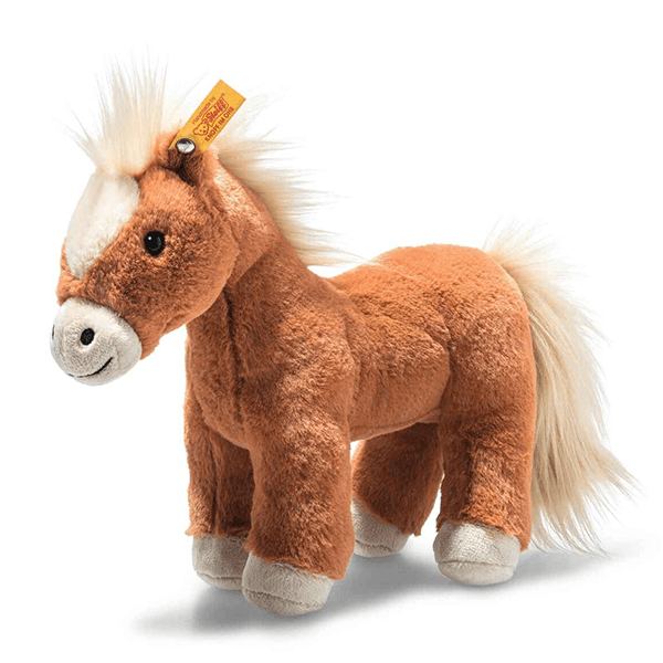 Steiff Gola Standing Horse Russet