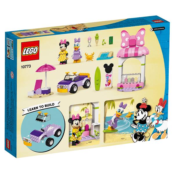 LEGO® Disney 10773 Minnie Mouse's Ice Cream Shop