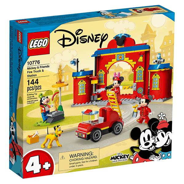 LEGO® Disney 10776 Mickey & Friends Fire Truck & Station