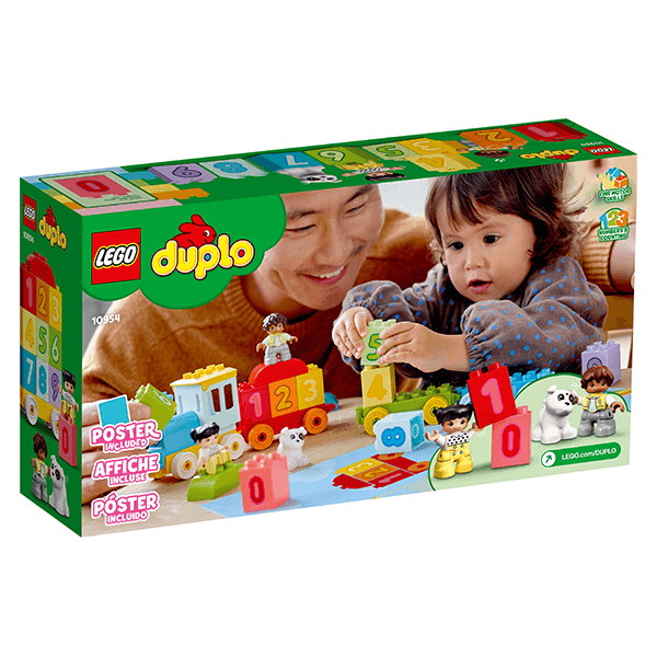 LEGO® DUPLO® 10954 My First Number Train - Learn To Count